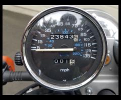 Motorcycle 1999 Honda Motorcycle NightHawk Black