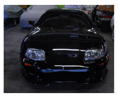 Car 1996 Toyota Supra 3.0L Gas Engine