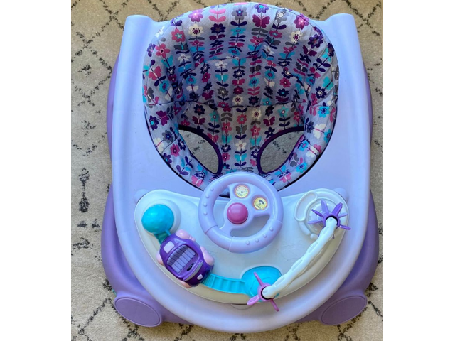 Toys for Baby Walker Bouncer and Baby Seat