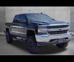 Truck 2016 Chevrolet Silverado 1500 LT 4x4 4WD