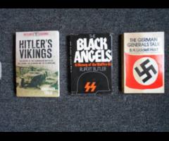 World War II Books Generals German Book