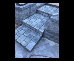 Repair Installation Walkways Chimneys Patios Stone Walls Block Retaining Veneer work