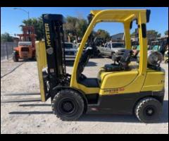 2016 Hyster H50FT Forklift LP Gas For Sale