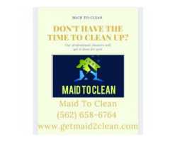 Best Maid Service Clean Houses