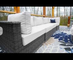 Outdoor Replacement Cushion Sunbrella 5 Year Warranty