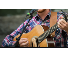 Country Singer And Songwriter Guitarist
