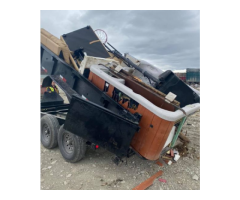 Backyard Clean Up Stump Grinding Junk Removals