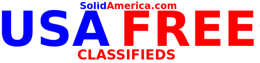 Free Classifieds Ads Posting USA America - SolidAmerica.com